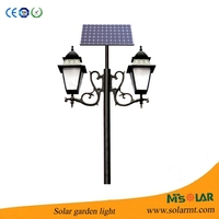 ten year's factory supply IP65 CE 12V 20W high power LED street light for garden park town lighting