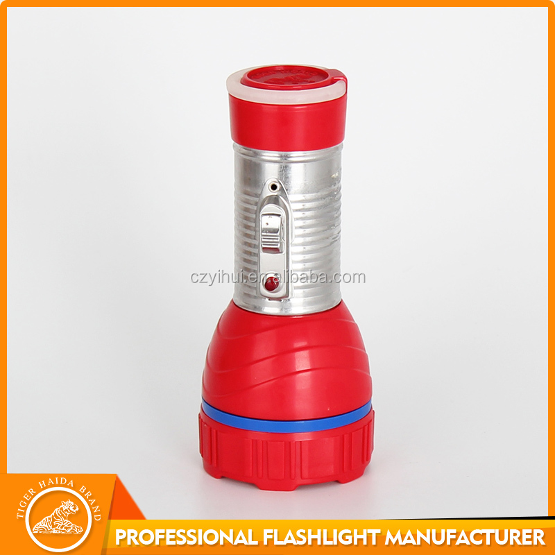 Strong light metal handle mini LED flashlight supplier