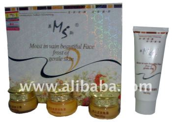 Ms moisturizer soften whitening cream