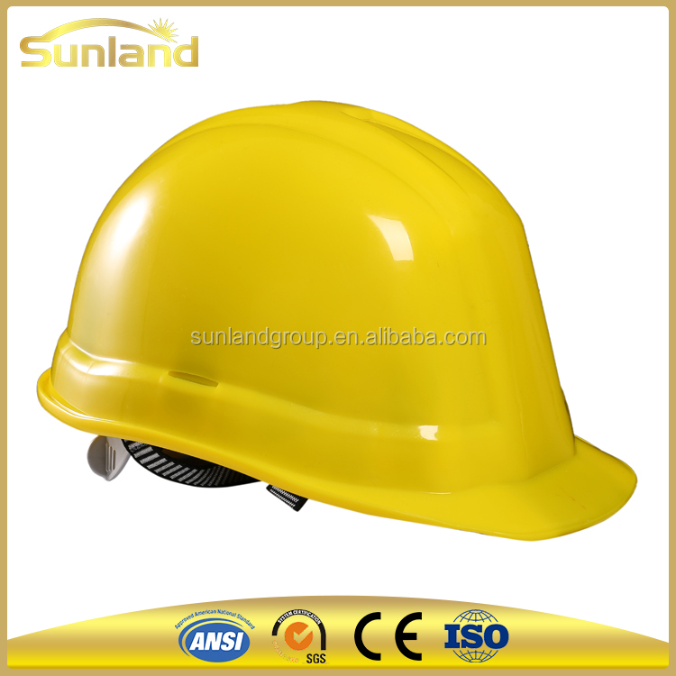 ABS /HDPE Ratchet helmet hard hat Pass EN397