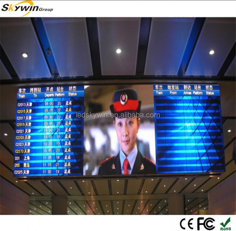 High quality P4 absen leyard ledman aoto led display screen