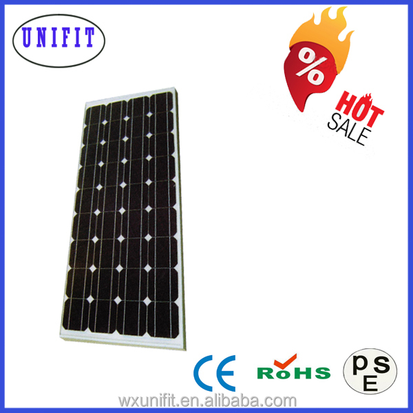 Hot sale most competitive high efficiency Flexible mono solar panel price