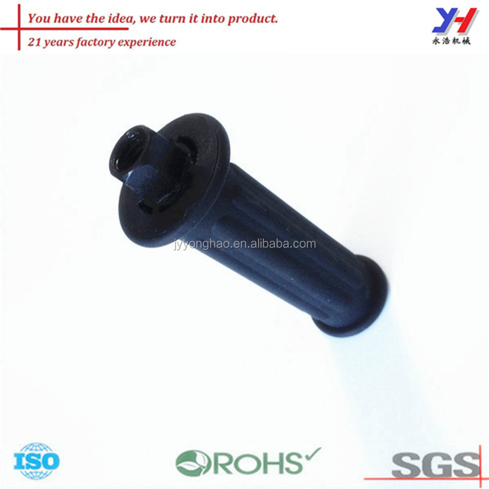 OEM ODM ISO ROHS SGS certified rubber handle grip / motorcycle grips