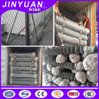 chain link fence from china factory used for security defence mesh /fence or cages for aminals