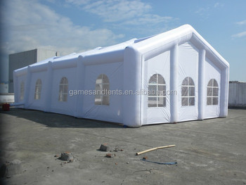 2015 white inflatable tent for wedding good price F4070