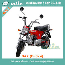 China Made high quality new cafe racer motorcycle (eec euro approval) 250cc 4 stroke ace vintage Dax 50cc 125cc (Euro 4)