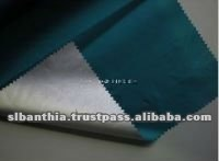 Silver Coated 210 T 100% Polyester Taffeta Umbrella Fabric