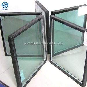 Economic unique insulate reflective glass vacuum insulated heatproof glass insulating outdoor low-e glass panels