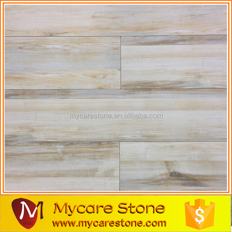 2017 stock clearance 50% off wood look ceramic tile 15*60cm