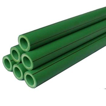 Polymer Plastic Flexible High Quality Ppr Pipe