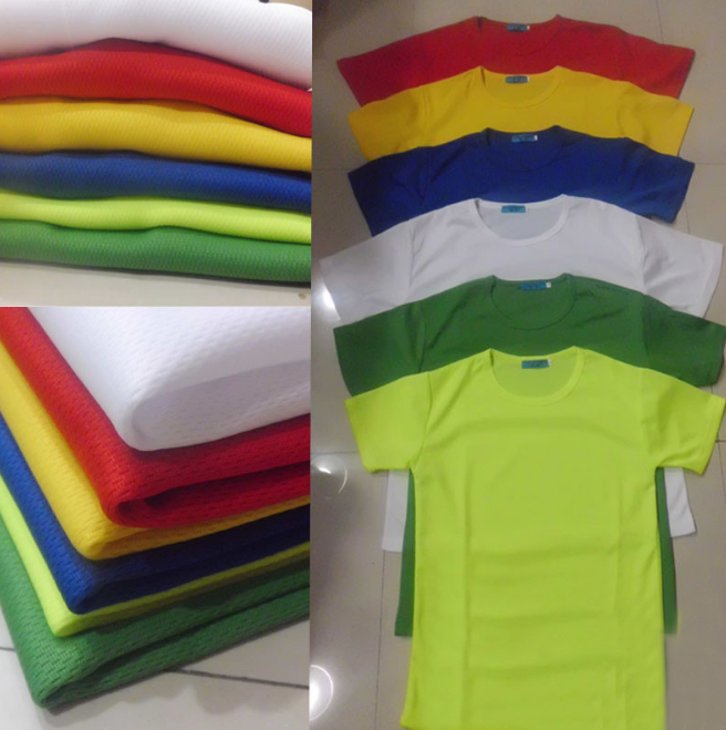 Mesh fabric 1.00 t shirt one dollar bulk wholesale