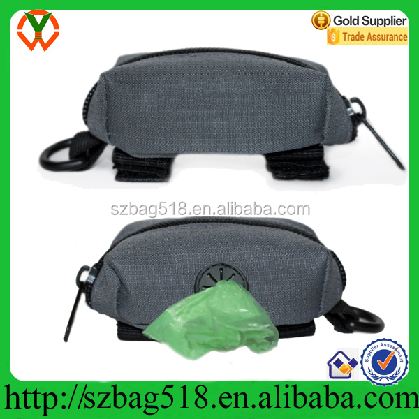 2016 Factory Wholesale Custom Dog Poop Bag Dispenser
