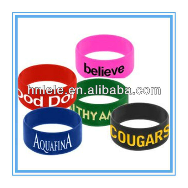 Cheap New Design Silicone Finger Ring