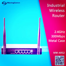 AR9344 533MHz processor 2T2R MIMO 2.4GHz 500mW High Power car wifi router for Commercial Applications