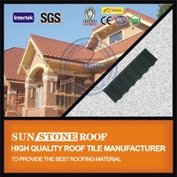waterproofing materials for stone coated metal roof