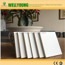 low price high quality 10mm mgo board wall board