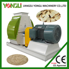 CE quality 8-10tph small wood grinder/straw hammer mill