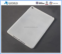 Transparent clear tpu Case For Ipad Air 2, for ipad 6 case