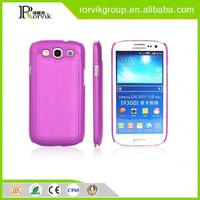 wholesale cell phone accessories mobile phone cover decoration for samsung Galaxy S3 I9300
