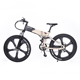 36V 48V 50W Mountain Bike Full Suspension, Price 500 W Fat Folding Electric Bike For Sale