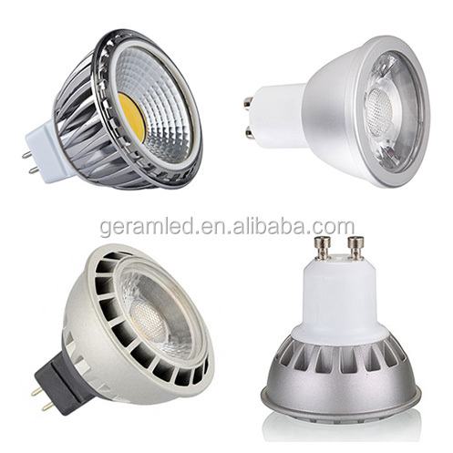 Factory Direct Sale Super Bright High Quality LED GU10 3W