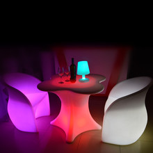 crazy led lights 102 colors for barbar stool chair