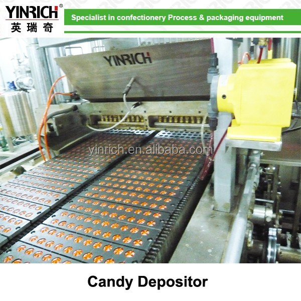 Candy Application and New Condition candy depositor