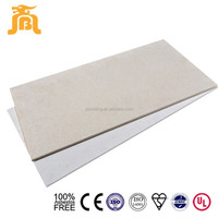 Fire Rated calcium silicate board house roof cover material