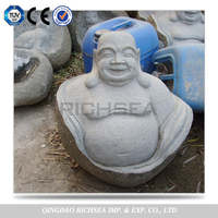 Competitive Products Hand-carved Stone Buddha Sculpture Statues for Sale
