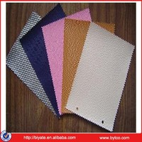 Good quality embossed pvc artificial leather