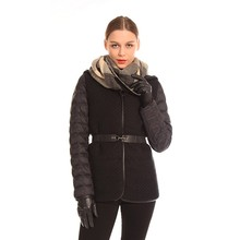 Top Quality New Design Duck Down Jacket Women Pu