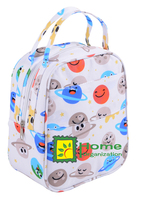 2016 New Cartoon Design kids lunch bag for school