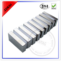 Hot sale large neodymium magnet