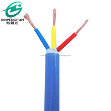 3 core 2.5mm flexible wire waterproof electrical cable price