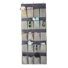 Hot selling cheaper over the door hanging organizer for shoes ,20 pocket hanging shoe organizer,over the door jewelry organizer
