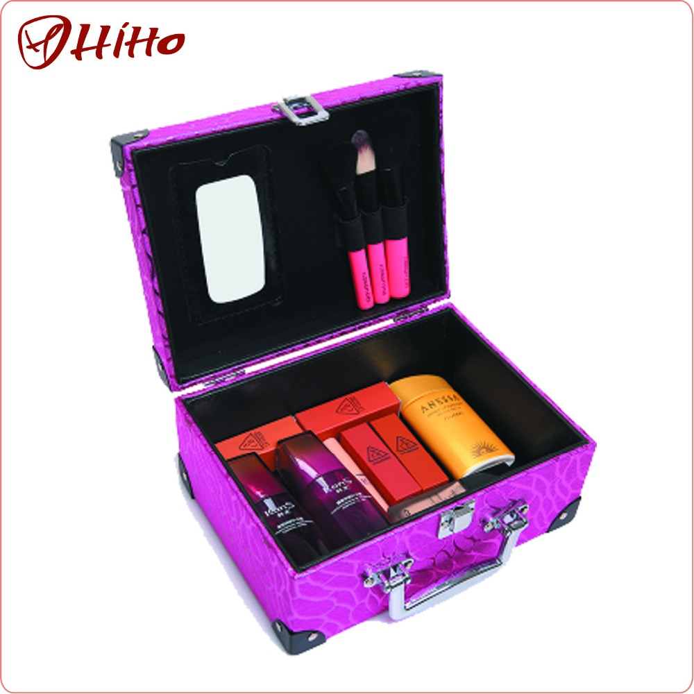 Korea Design Professional Portable Makeup case With Mirror
