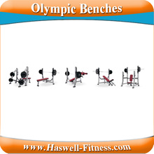 price of Olympic Weight Decline / Incline chest press bench chest exercise equipment