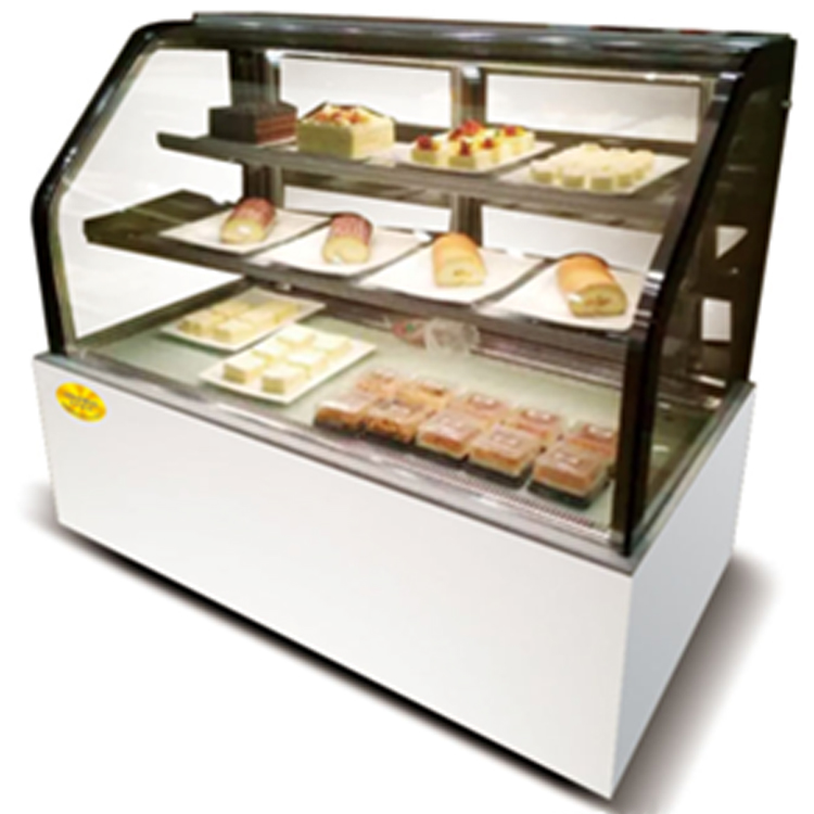 Guangzhou refrigeration equipment, cold display case for cake