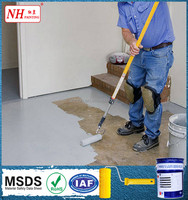 industrial cement oil-resistant heated epoxy resin floor paint