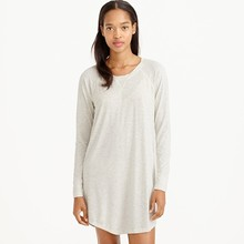 new deisgn nightshirt nude sleepwear in wholesale