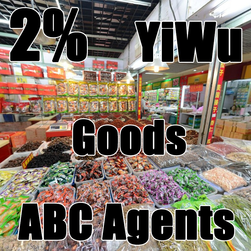 Reliable Yiwu agent Service 1.5% Commission shipping agent to india