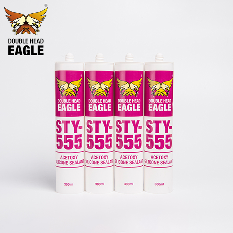 New Designed Eco-Friendly Best Strip Roof Transparent Silicone Sealant