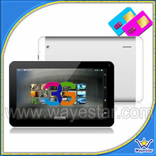 1G/8G Android 4.2 3g dual sim MTK8312 dual core 10.1inch tablet pc