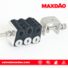 self-locking fiber optic twin coaxial cable clamps for huawei