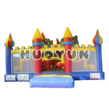 2018 Guangzhou Hot Sale Indoor Amusement Theme Park Decoration With Slide For Sale