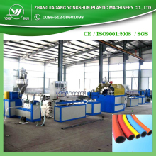 Fully automatic PVC fiber reinforced hose making plant