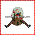 Hot Selling Exquisite Snowman Theme Personalized Christmas Snow Ball
