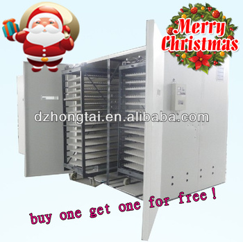 full automatic large size 20000 eggs chicken incubator