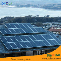 Specific design of solar power plant 1mw by
