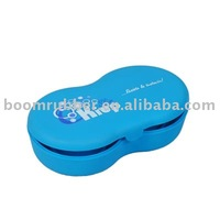 pp custom packaging gift plastic box with lid